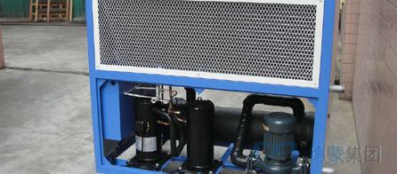 冷水机组系统方案