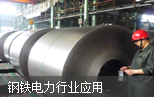 钢铁电力行业应用