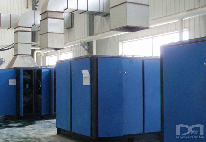 某大型化工企业空压机系统项目