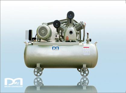 便携式微油活塞压缩机