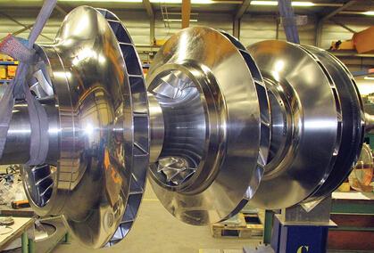 双螺杆空压机和单螺杆空压机的区别