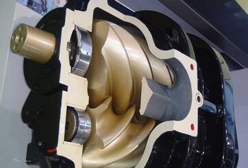 双螺杆式空压机排气量三问三答