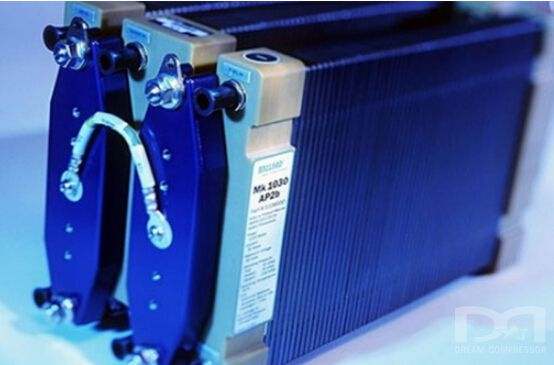 燃料电池搭配变频空压机