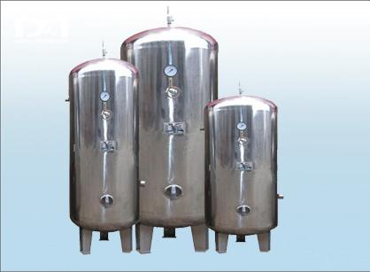 不锈钢储气罐(低压)